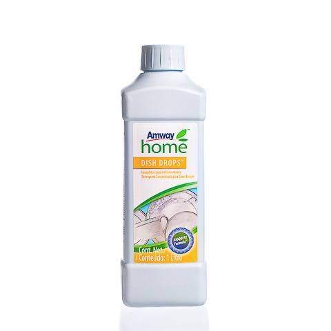 Dish drops detergente para lavar louças – amway linha home