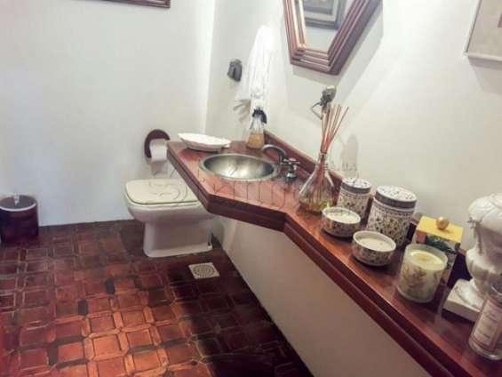 Fotos de Casa rústica - 5 quartos - frente mar - jurerê internacional - floripa/sc 13