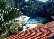 Casa Rústica - 5 quartos - frente mar - Jurerê Internacional - Floripa/SC