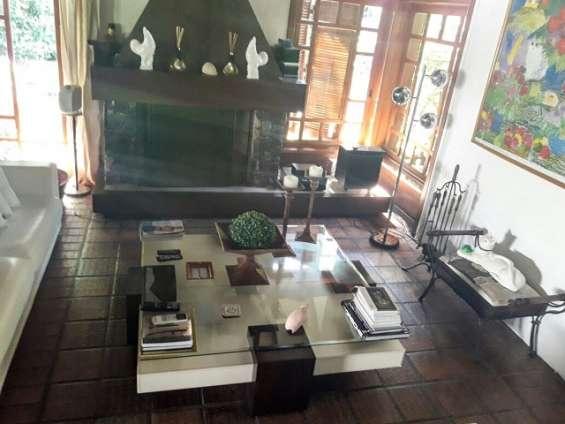 Fotos de Casa rústica - 5 quartos - frente mar - jurerê internacional - floripa/sc 12