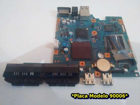 Placa mãe playstation 2 - 90006 desbloq funcionando perfeita