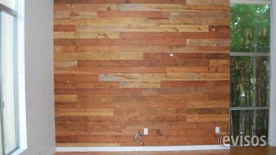 Fotos de Painel em madeira de demolição 7