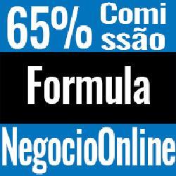 "Método único e exclusivo ""formula negócio online"""