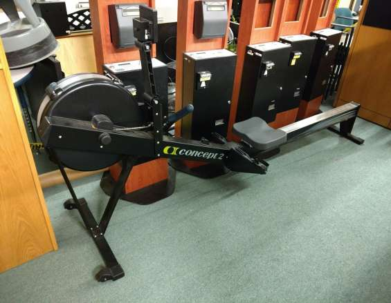 Modelo 2 modelo pm5 rower machine