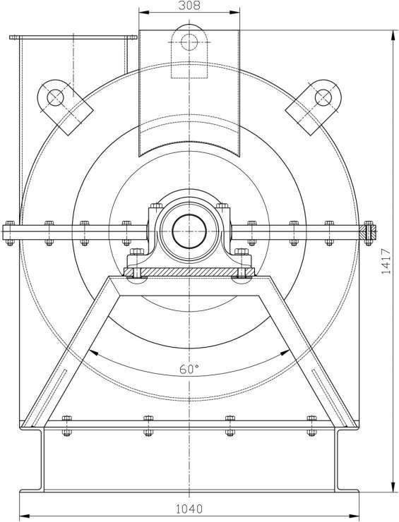 Fotos de Molino pulverizador. planos completo de las piezas y montaje. 7