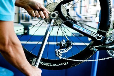 Manutençãp de bicicletas mais certificado