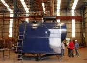 Caldeira a lenha de 10.000 toneladas