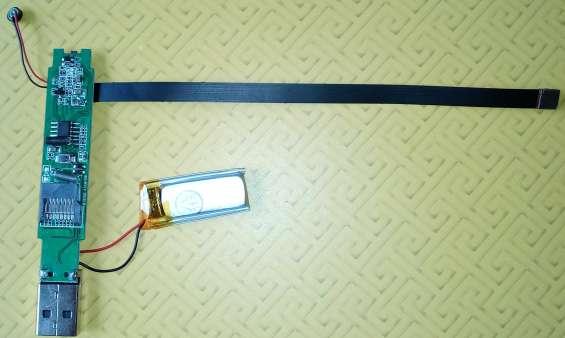 Gravador de vídeo digital (dvr001), que pode ser integrado em diferentes objetos