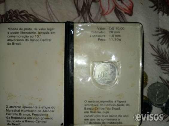 Vende moedas antigas