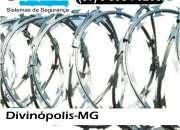 CERCA PARA MURO EM DIVINÓPOLIS (CONCERTINA) THIAGO MASTER (37) 9 9954-0205