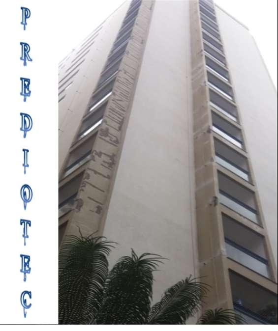 Tratamento de concreto aparente, tratamento e polimento, limpeza e impermeabilização
