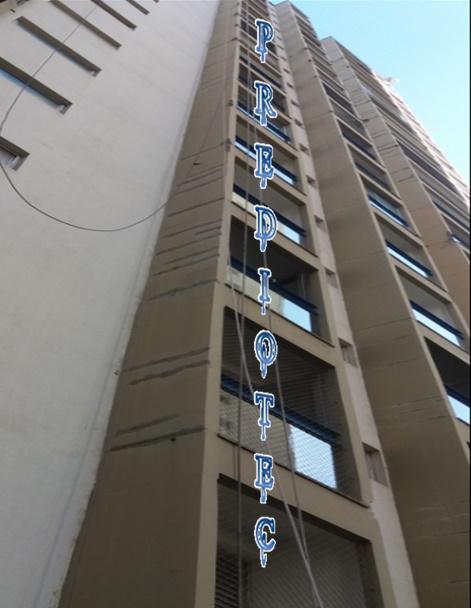 Tratamento de concreto aparente com tratamento estrutural, estética e impermeabilização