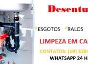 Desentupidora Jóia - Holambra - SP - 19 99702-4947