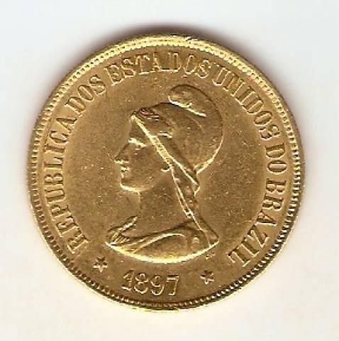 Compro moedas de ouro anteriores a 1921- pago até r$1.500,00 cada