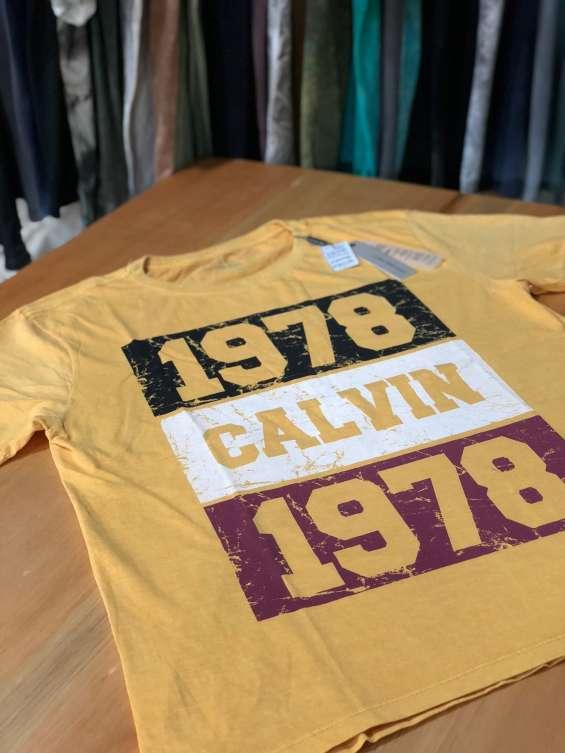 Fotos de Camisetas pre lavada 4