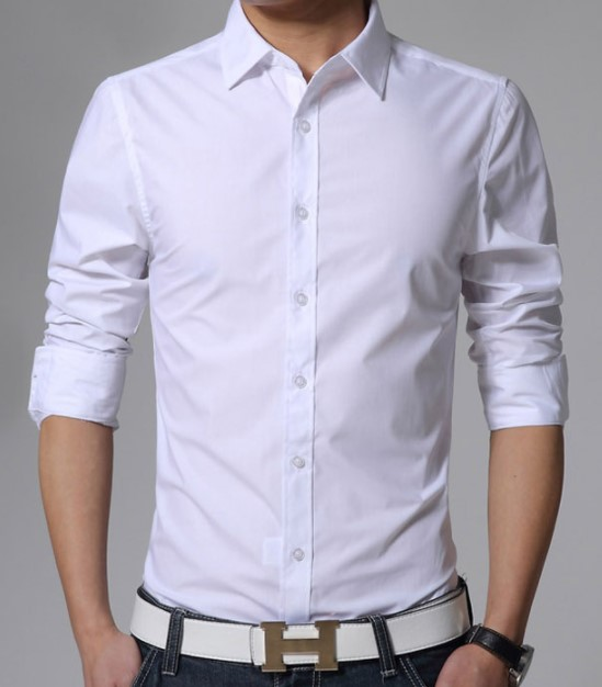 Camisa social masculina atacado modelo casual e slim fit top para revender revenda roupas
