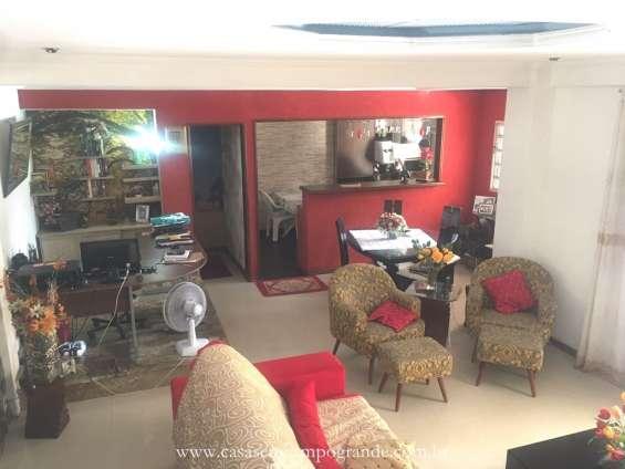 Fotos de Campo grande - pina rangel - casa duplex 2 quartos/1 suíte - 220m2 - piscina/chu 8