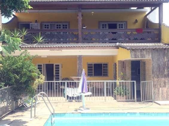 Fotos de Campo grande - pina rangel - casa duplex 2 quartos/1 suíte - 220m2 - piscina/chu 3