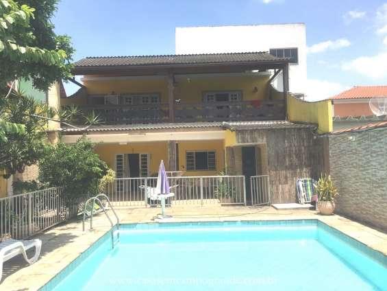 Fotos de Campo grande - pina rangel - casa duplex 2 quartos/1 suíte - 220m2 - piscina/chu 2