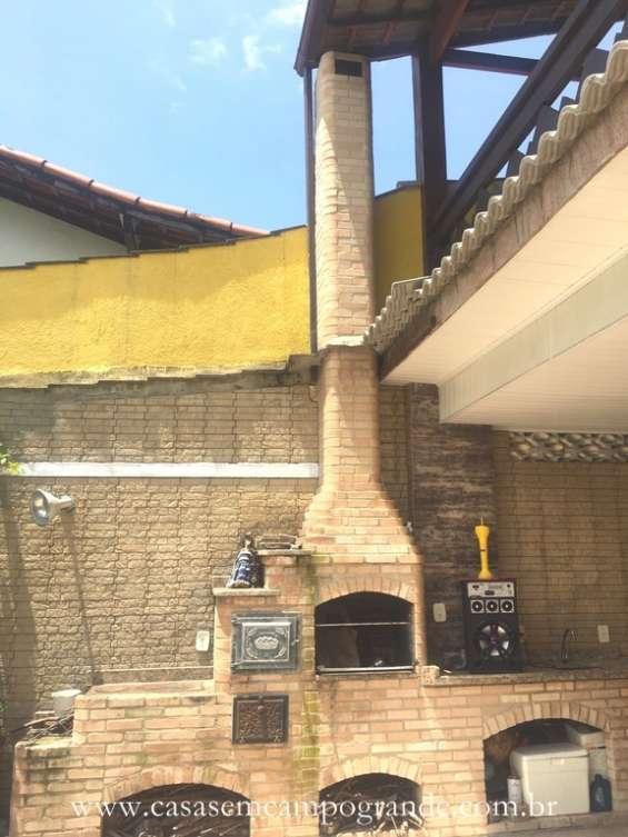 Fotos de Campo grande - pina rangel - casa duplex 2 quartos/1 suíte - 220m2 - piscina/chu 4