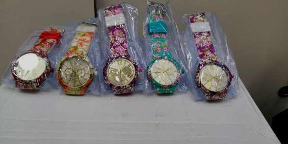 Relógios femininos adidas pulseiras de silicone