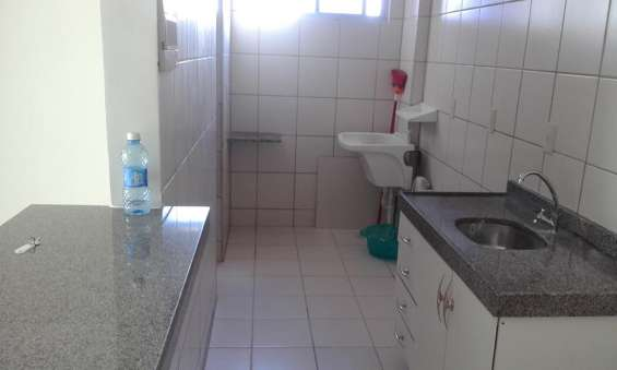 Fotos de Apartamento 2/4 - 54 m2 - lagoa nova - natal/rn 4