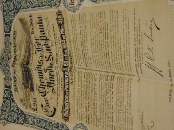 Fotos de Compro apólices antigas, títulos e eletrobrás 1