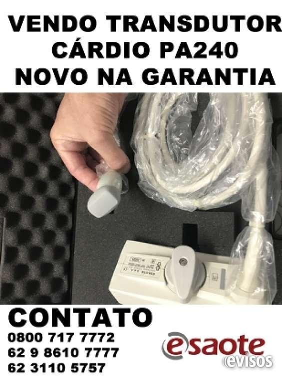 Transdutor cardio esaote pa230 e 240 vendas brasil