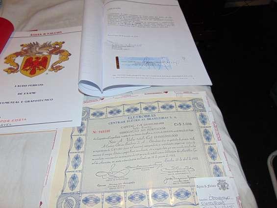 Fotos de Compro apólices antigas, títulos e eletrobrás 3