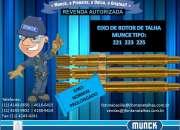 Autorizada Munck - Eixo para Talhas (11) 4148-6658 J Fontana MF