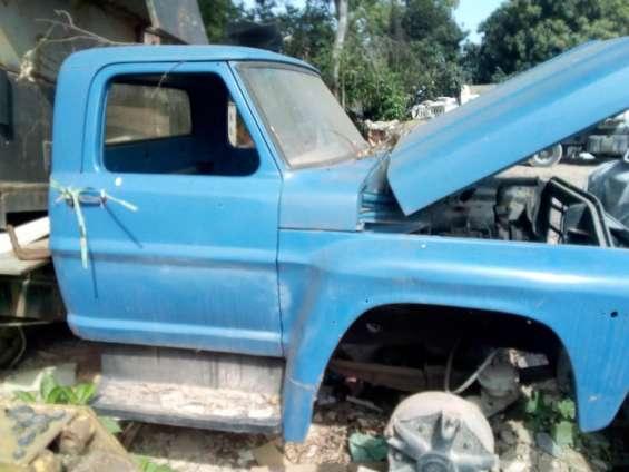 Cabine ford f11000 a venda melhor preço são paulo embu