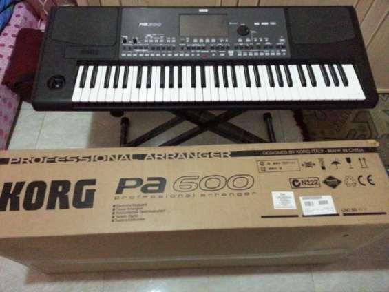 Korg pa-600 profesional 61-key arranger