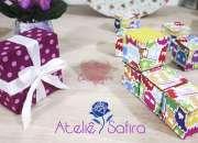 Peças lindas e Criativas Aprenda a Cartonagem fora da caixa