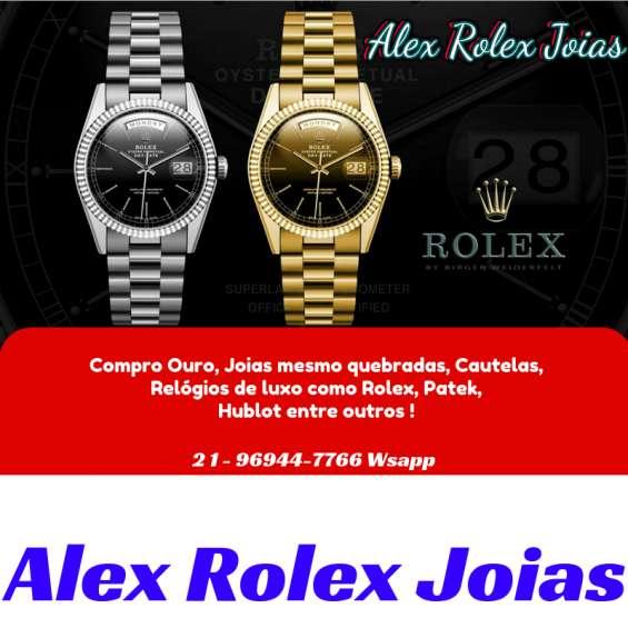 Fotos de Compra #ouro, #joias, #rolex ! 6