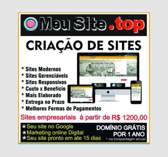 Fotos de Criação de sites e lojas virtuais 1