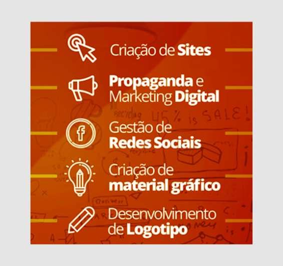 Fotos de Criação de sites e lojas virtuais 3