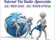 Internet Via Radio Aparecida