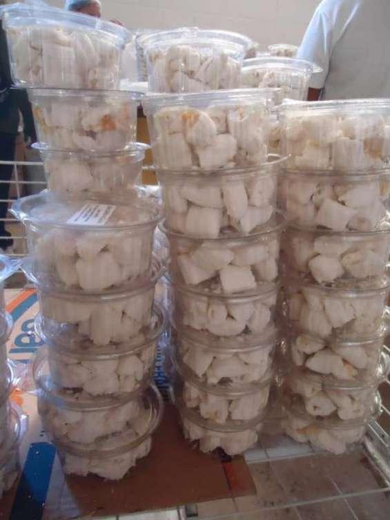 Curso balas de coco recheadas