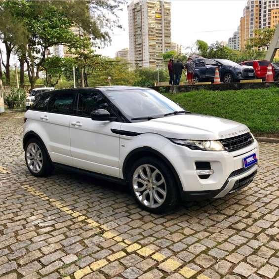 Rasautomoveis | ? range rover evoque dynamic ? ? [compra e venda] @rasautomoveis
