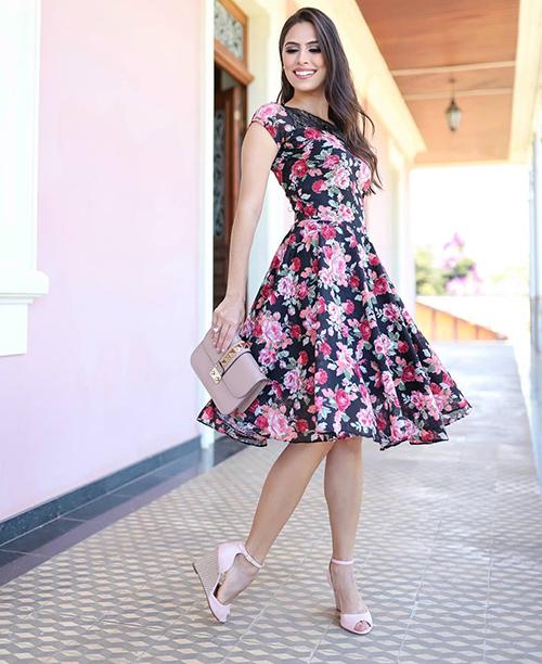 Fotos de Roupas moda evangélica feminina - gisele santana 1