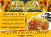 Graxa MP2 Látex para Talhas de Marca Munck, tipo 221