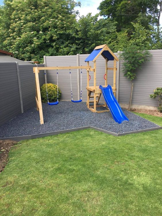 Playground escolinha com balanço r$ 2.950