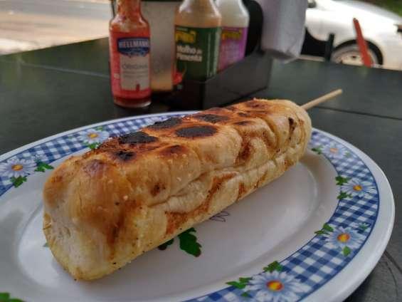 Pãozinho de alho, quem não ama ?