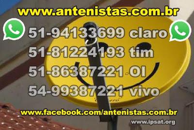 Instalacao sky em gravatai 51986387221 azamerica king