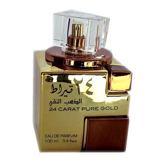 Perfumes árabes de qualidade - 24 carat pure gold