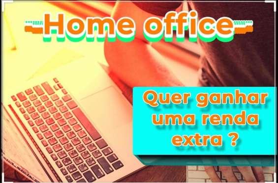 Home office- digitador online