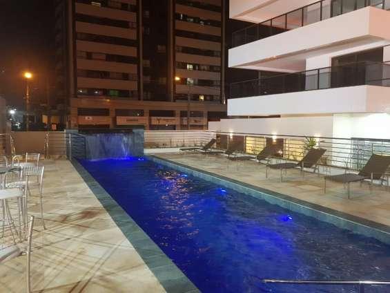Apartamento 4 suítes, 4 vagas - 222 m2 - tirol - natal/rn