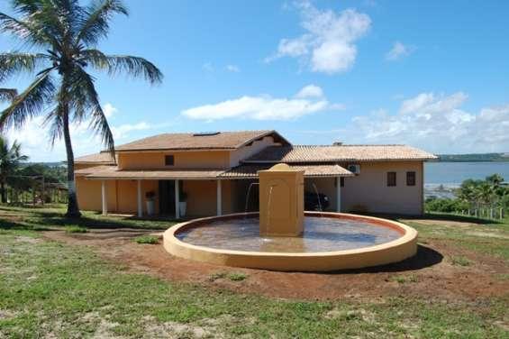 Fotos de Casa terr 3.500 m2 - 450 m2 área construida 2 stes, sala cinema - lagoa em guara 1