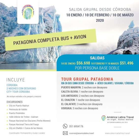 Patagonia grupal