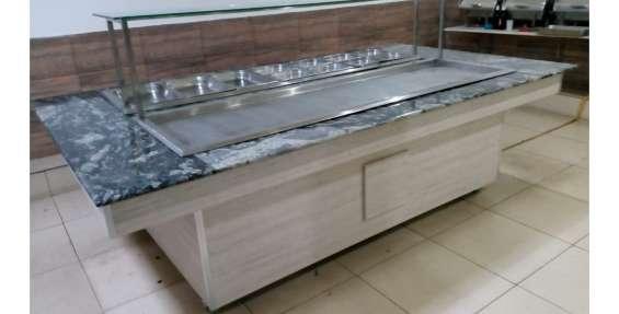 Fabricamos mobiliario para hoteis e restaurantes